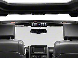 Raxiom Control Box with Switch Panel (07-18 Jeep Wrangler JK)