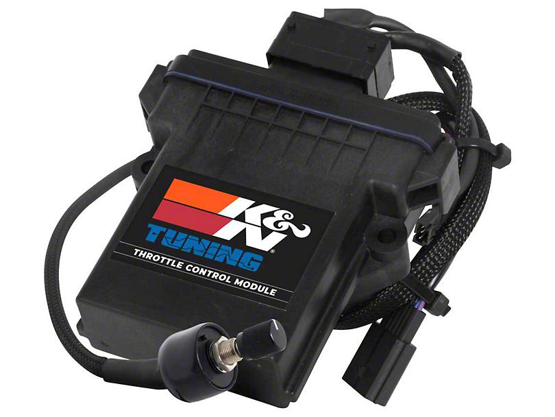 K&N Throttle Control Module (12-18 3.6L Jeep Wrangler JK)