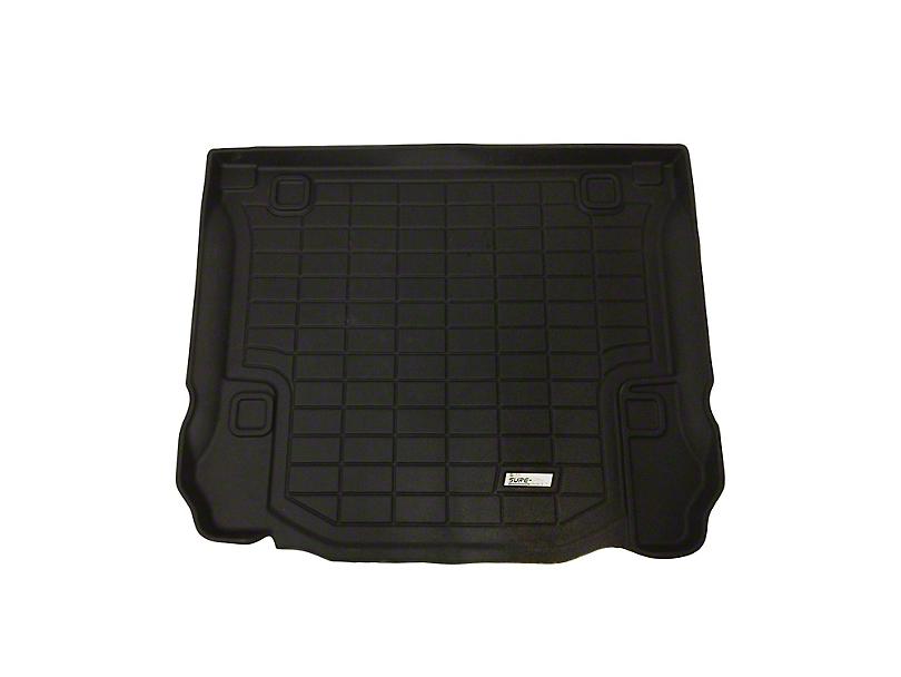 Next Edge Sure-Fit Cargo Liner - Black (11-18 Jeep Wrangler JK 4 Door)