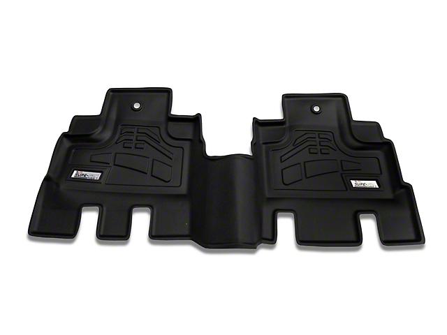 Next Edge Sure-Fit 2nd Row Floor Liners - Black (14-18 Jeep Wrangler JK 2 Door)