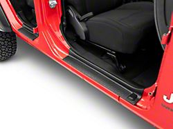 Rugged Ridge All-Terrain Door Entry Guards (18-20 Jeep Wrangler JL 4 Door)