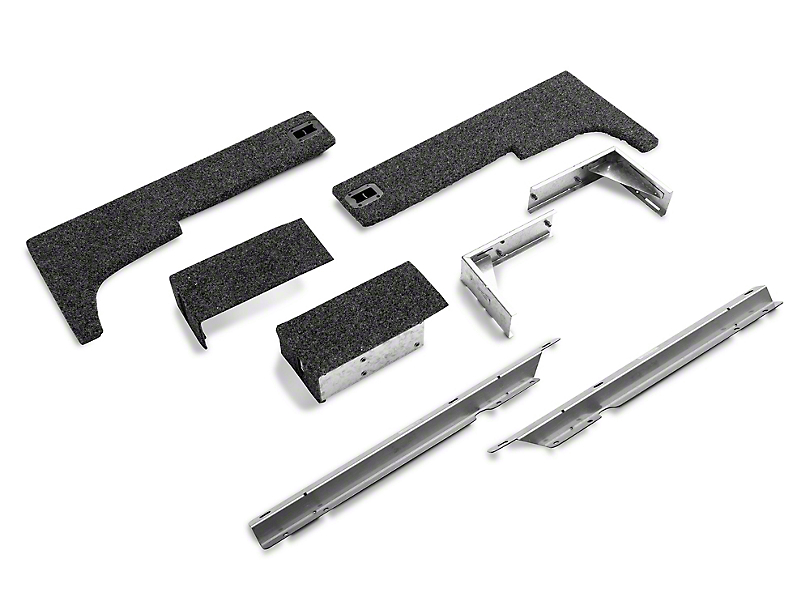 ARB Interior Storage Kit (18-19 Jeep Wrangler JL 4 Door)