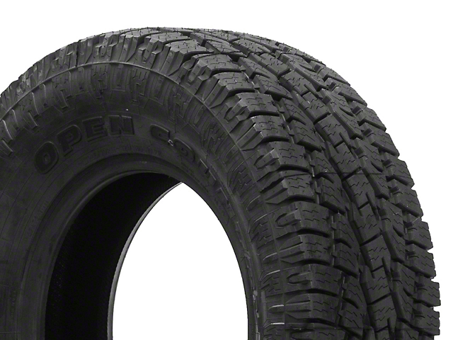 Toyo Open Country A/T II Tire (Available From 29 in. to 35 in. Diameters)