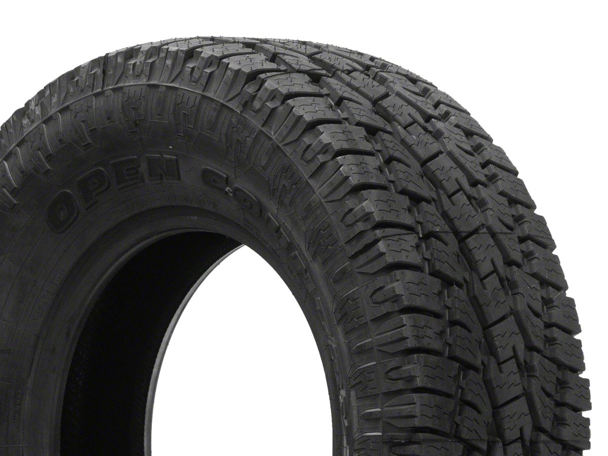 Open Country Tires >> Toyo Open Country A T Ii Tire Available In Multiple Sizes