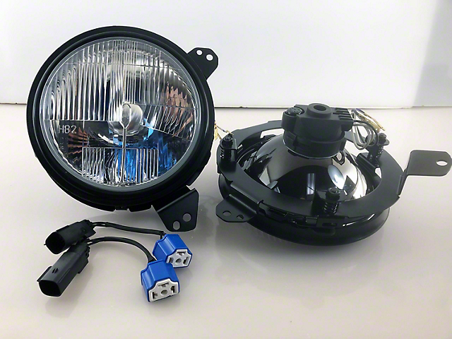 Delta 7 in. Waterproof Xenon Headlights (18-20 Jeep Wrangler JL)