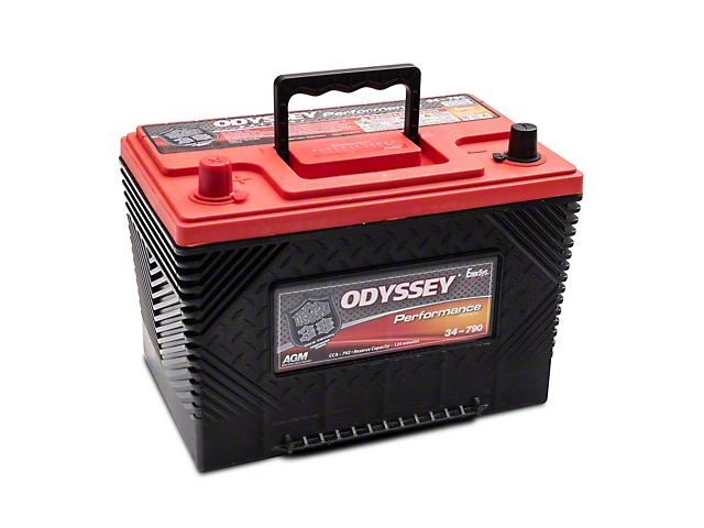 Deegan 38 Performance Series Battery (07-11 3.8L Jeep Wrangler JK)
