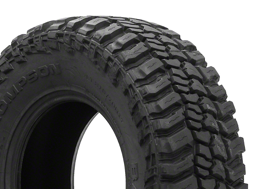 Mickey Thompson BAJA Boss Mud-Terrain Tire (Available in Multiple Sizes)