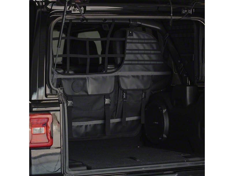XG Cargo Sportman MOLLE Interior Cargo Storage (07-18 Jeep Wrangler JK 4 Door; 18-19 Jeep Wrangler JL 4 Door)
