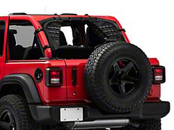 xG Cargo Magellan Sportsbar Side Storage Bags (07-18 Jeep Wrangler JK 4 Door; 18-19 Jeep Wrangler JL 4 Door)