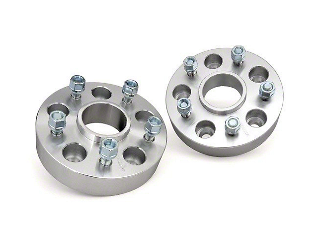 Rough Country 2 in. Wheel Spacers (18-20 Jeep Wrangler JL)