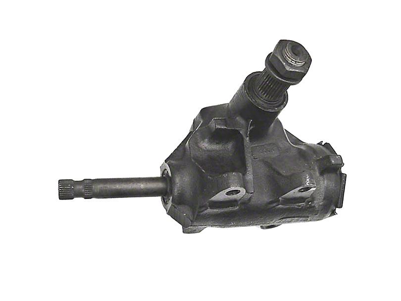 Manual Steering Gear Box Assembly (87-98 Jeep Wrangler YJ & TJ)
