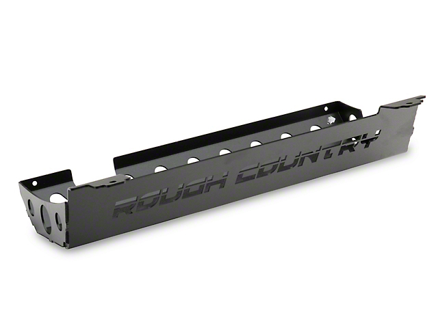 Rough Country Muffler Skid Plate (18-20 Jeep Wrangler JL)