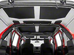 JTopsUSA Hard Top Headliner; Black (18-21 Jeep Wrangler JL 4-Door)