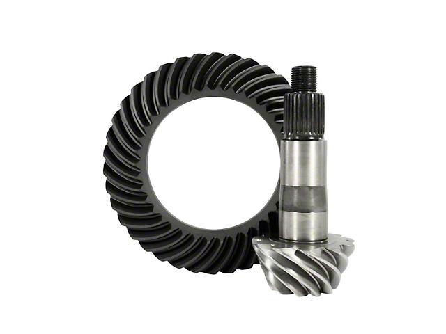 Yukon Gear Dana 44 Rear Axle Ring and Pinion Gear Kit; 3.45 Gear Ratio (18-20 Jeep Wrangler JL w/ Posi Differential)