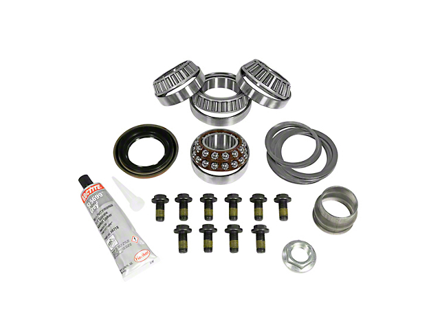 Yukon Gear Dana 44 Rear Axle Master Overhaul Kit (18-20 Jeep Wrangler JL)