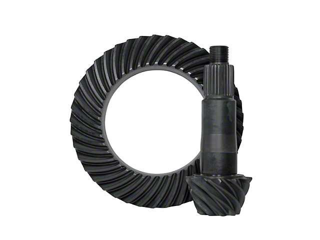 Yukon Gear Dana 44 Rear Axle Ring and Pinion Gear Kit; 4.11 Gear Ratio (18-20 Jeep Wrangler JL Rubicon, Sahara)