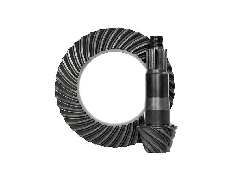 Yukon Gear Dana 44 Rear Axle Ring and Pinion Gear Kit; 4.88 Gear Ratio (18-20 Jeep Wrangler JL Rubicon, Sahara)