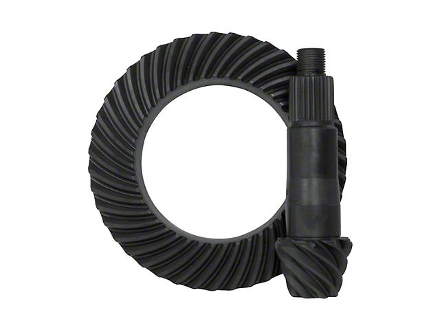 Yukon Gear Dana 44 Rear Axle Ring and Pinion Gear Kit; 5.38 Gear Ratio (18-20 Jeep Wrangler JL Rubicon, Sahara)