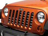 RedRock 4x4 Grille Insert; Faded Glory (07-18 Jeep Wrangler JK)