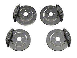 Teraflex Delta Big Brake Kit; 5x5 Bolt Pattern (07-21 Jeep Wrangler JK & JL)