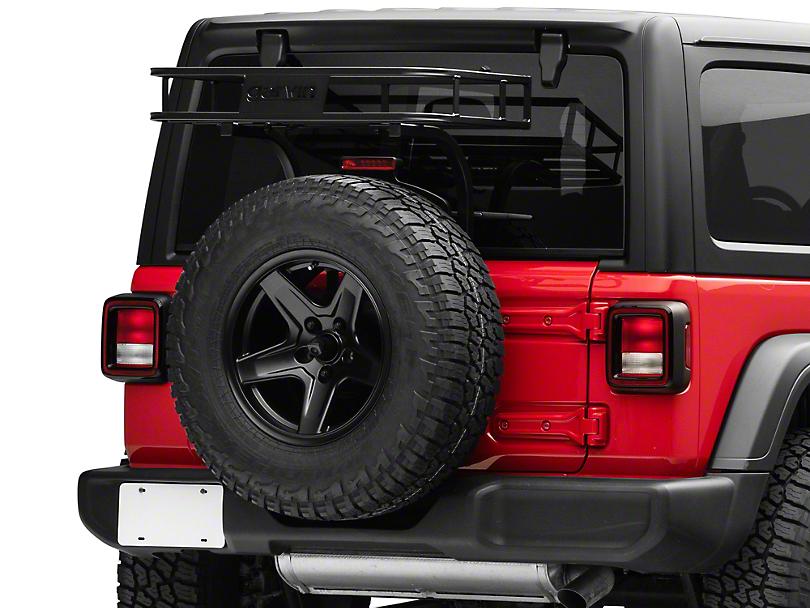 Garvin Trail Rack (18-20 Jeep Wrangler JL)