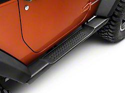 RedRock 4x4 OEM Style Side Step Bars (07-18 Jeep Wrangler JK 2-Door)