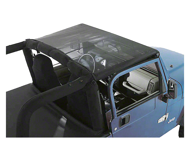 Rugged Ridge Mesh Summer Brief (97-06 Jeep Wrangler TJ)