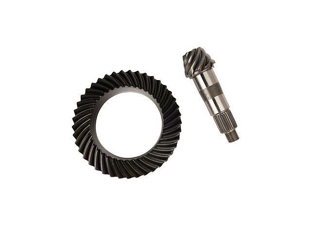 Alloy USA Dana 44 Front Axle Ring and Pinion Gear Kit; 5.13 Gear Ratio (18-20 Jeep Wrangler JL Rubicon)