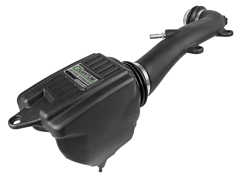 AFE Quantum Cold Air Intake with Pro DRY S Filter (18-20 3.6L Jeep Wrangler JL)