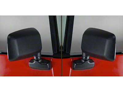Rugged Ridge Mirror Kit (87-95 Wrangler YJ w/ Full Doors)
