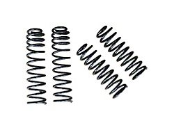 Freedom Offroad 2.5 in. Front & Rear Lift Springs (97-06 Jeep Wrangler TJ)