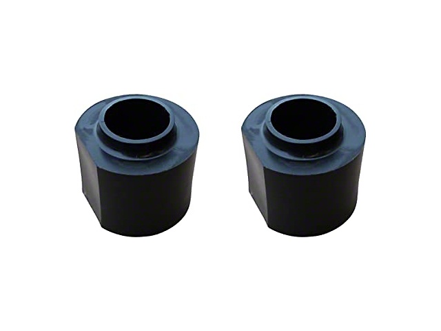 Freedom Offroad 2 in. Coil Spring Lift Spacers - Set of 2 (97-06 Jeep Wrangler TJ)
