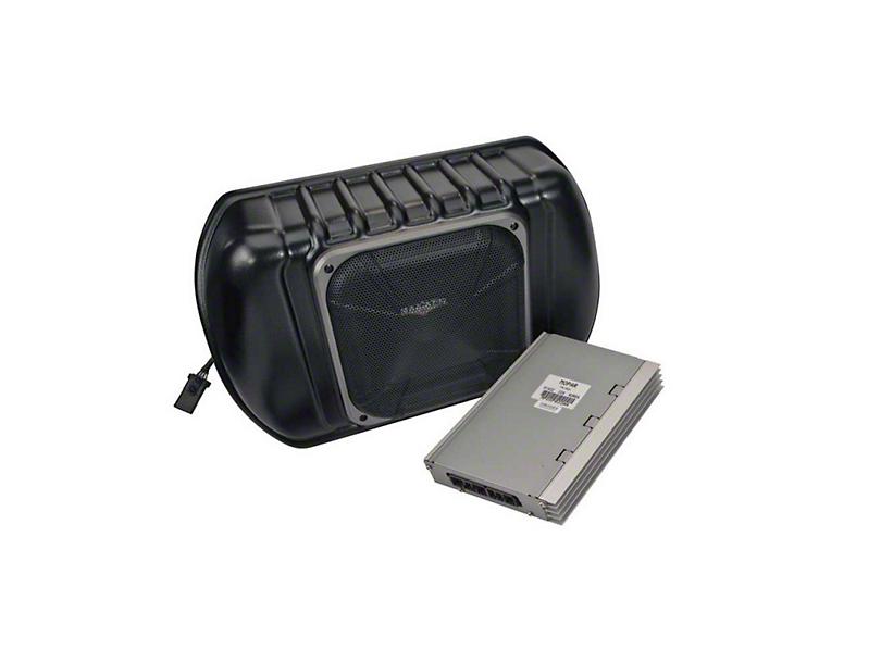 Kicker VSS PowerStage Subwoofer Upgrade System (15-18 Jeep Wrangler JK 2 Door w/ Premium Audio)
