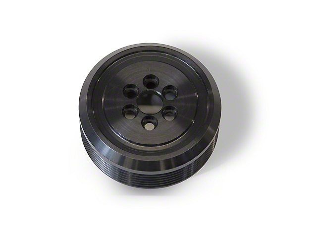 Hamburger Superchargers 6-Rib Stage 1 Supercharger Pulley; 80mm (11-21 5.7L HEMI)