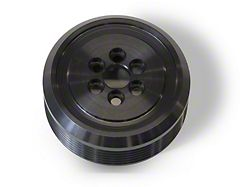 Hamburger Superchargers 6-Rib Stage 1 Supercharger Pulley; 80mm (14-18 5.3L, 6.2L Silverado 1500)