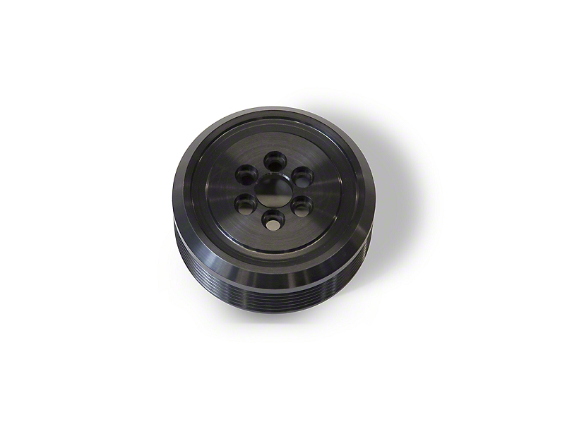 Hamburger Superchargers 90mm 6-Rib Stage 1 Supercharger Pulley (11-20 5.7L HEMI)