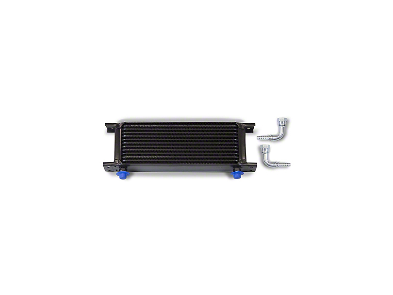 Hamburger Superchargers Supercharger Oil Cooler (12-18 3.6L Jeep Wrangler JK)
