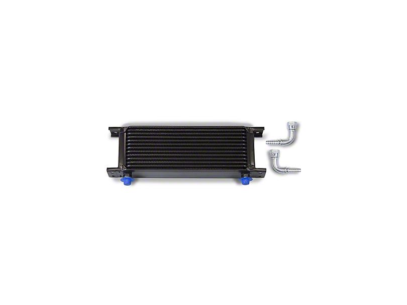 Hamburger Superchargers Supercharger Oil Cooler (14-18 5.3L, 6.2L Silverado 1500)