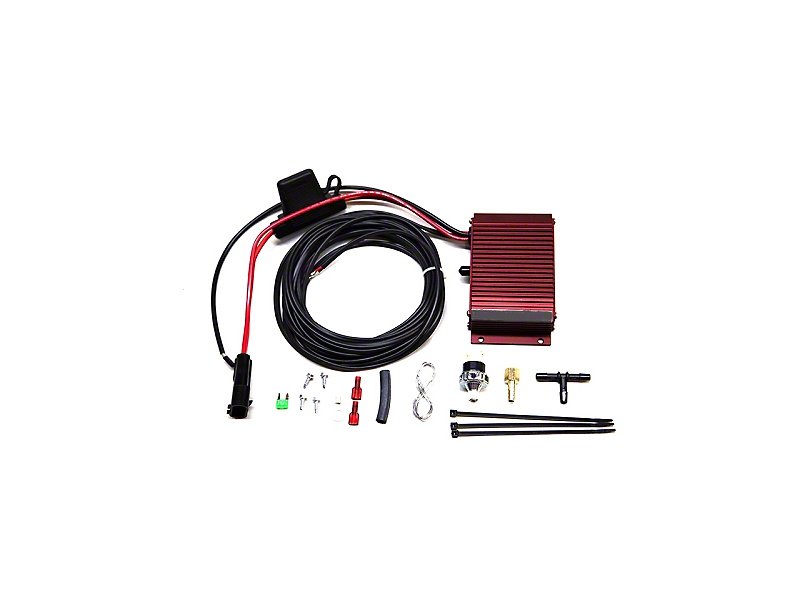 Hamburger Superchargers Boost-A-Pump Kit (11-19 5.7L HEMI)