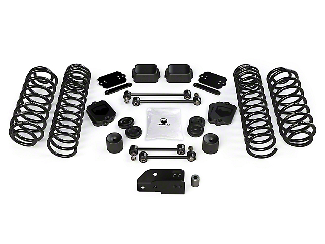 Teraflex 2.50-Inch Base Suspension Lift Kit (18-20 2.0L or 3.6L Jeep Wrangler JL 2 Door)