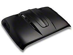 RedRock 4x4 Avenger Heat Dispersion Hood; Unpainted (18-21 Jeep Wrangler JL)