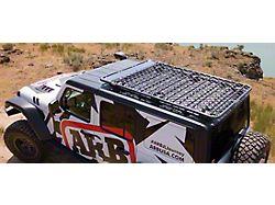 ARB Steel Flat Roof Rack System (18-21 Jeep Wrangler JL 4-Door)