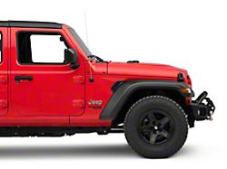 Rugged Ridge Arcus Front Bumper with Over-Rider Hoop (20-22 Jeep Gladiator JT)