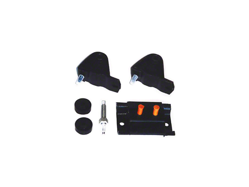 Engine Mount Kit (87-90 2.5L Jeep Wrangler YJ)