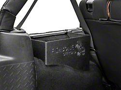 Fishbone Offroad Wheel Well Storage Bins (07-18 Jeep Wrangler JK 4 Door)
