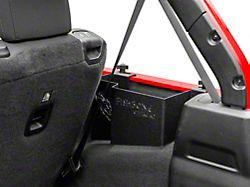 Fishbone Offroad Wheel Well Storage Bins (18-20 Jeep Wrangler JL 4 Door)