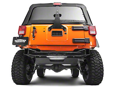 Rugged Ridge Muffler Skid Plate (07-18 Jeep Wrangler JK)