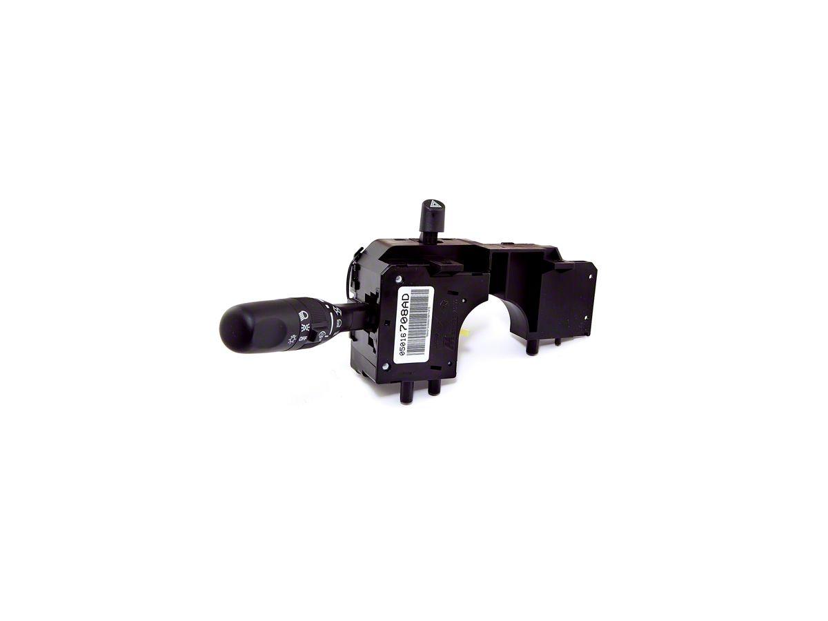 Jeep Wrangler Headlight Switch