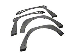 DV8 Off-Road Fender Delete Kit (18-20 Jeep Wrangler JL)