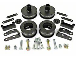 MotoFab 2.50-Inch Front / 2-Inch Rear Full Lift Kit with Shock Extenders (07-18 Jeep Wrangler JK)